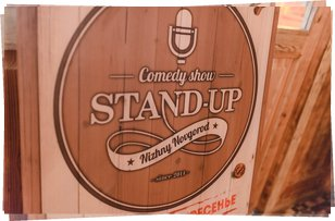Stand-up на Фабрике