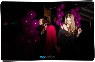 Pink Party by BeeFeater